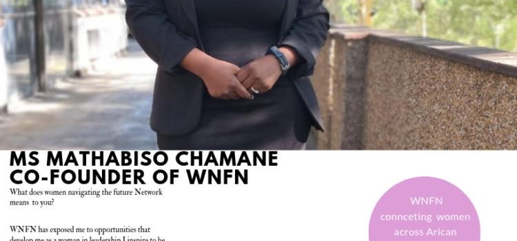 Mathabiso Chamane