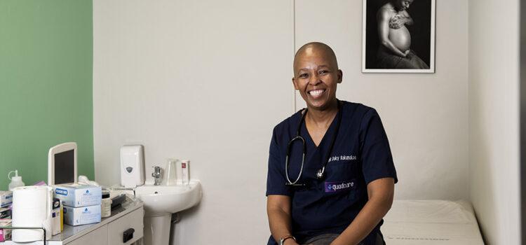 Dr Mmamontsheng 'Dulcy' Rakumakoe, Woman of the Future 2020
